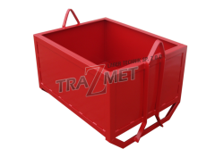 Non-standard products - Tight welded container for waste